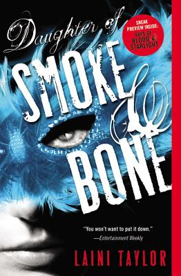 Daughter of Smoke & Bone Cover