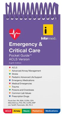 Emergency & Critical Care Pocket Guide Cover Image