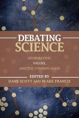 Debating Science Cover