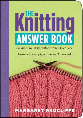 The Knitting Answer Book Cover