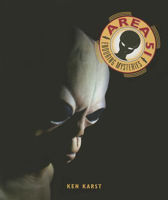 Area 51 (Enduring Mysteries) Cover Image