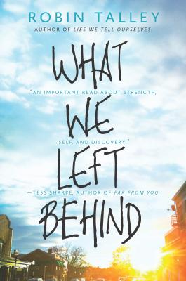 Cover for What We Left Behind