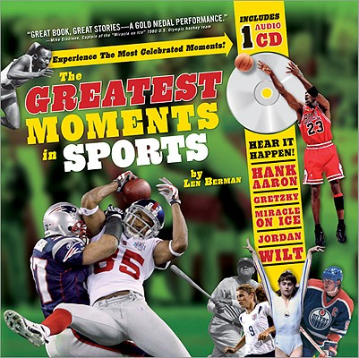 The Greatest Moments in Sports Cover