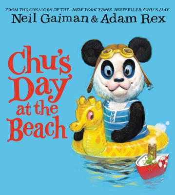 Cover for Chu's Day at the Beach
