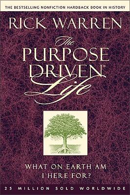 The Purpose Driven Life Cover