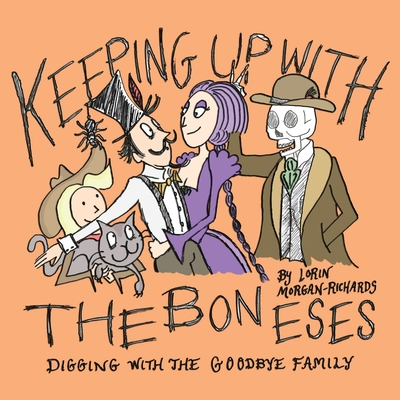 Cover for Keeping up with the Boneses