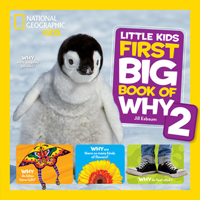 Little Kids First Big Book of Why 2 by Jill Esbaum