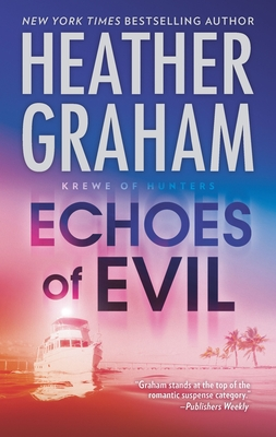 Echoes of Evil (Krewe of Hunters #26) Cover Image