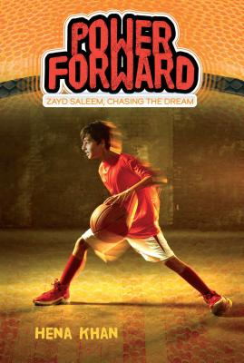 Power Forward (Zayd Saleem, Chasing the Dream #1) Cover Image