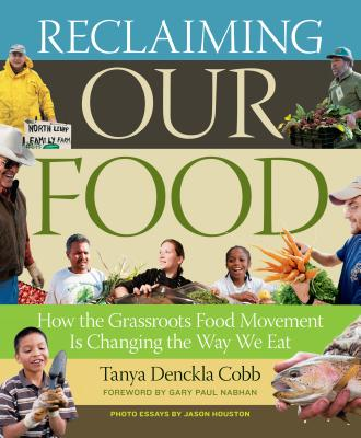 Reclaiming Our Food Cover