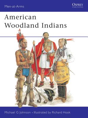 American Woodland Indians Cover
