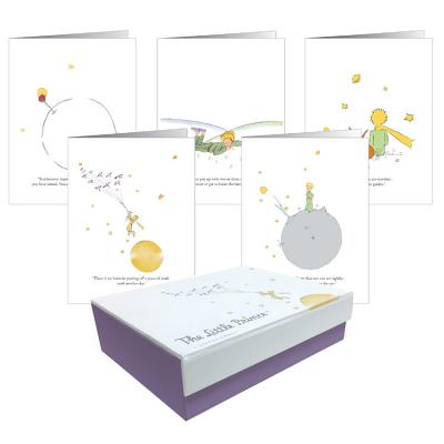 The Little Prince Notecards: 20 Notecards and Envelopes Cover Image