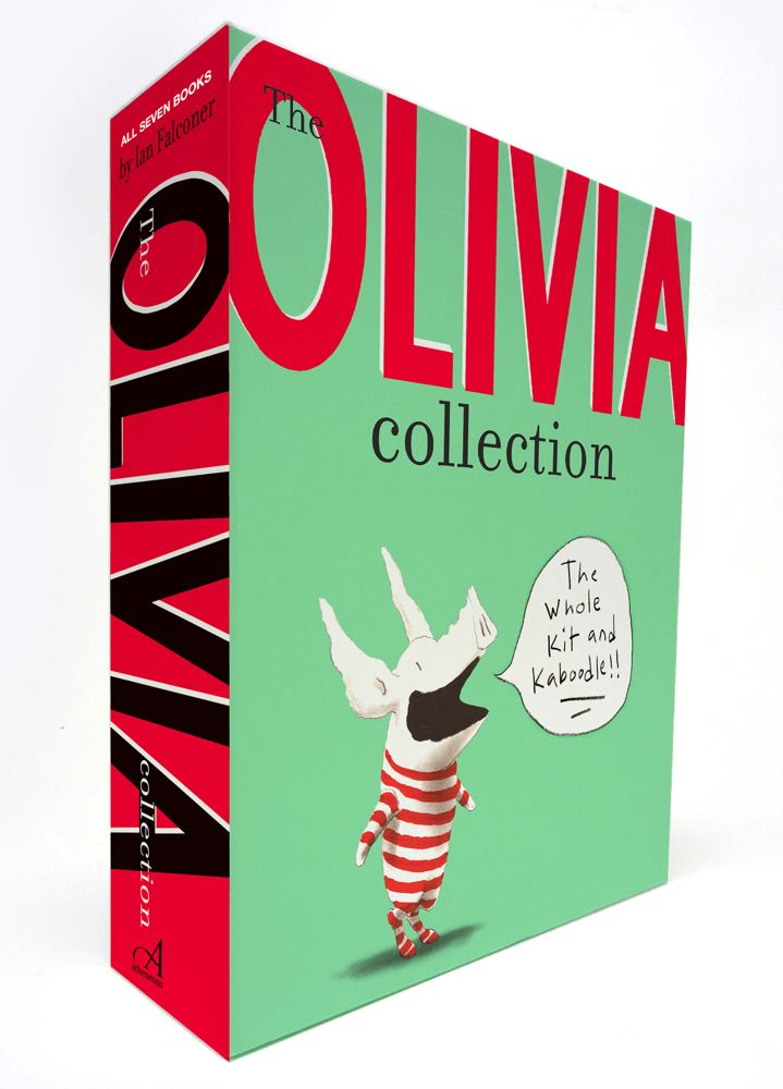 The Olivia Collection Cover