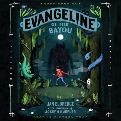 Evangeline of the Bayou Lib/E Cover Image