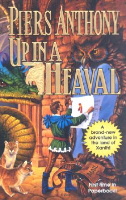 Up In a Heaval Cover Image