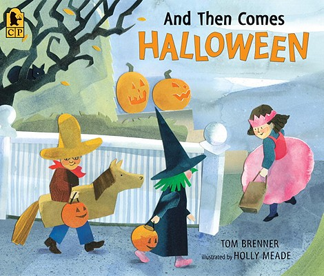 And Then Comes Halloween Cover