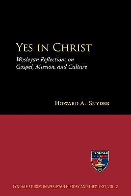 Yes in Christ Cover