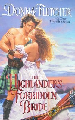The Highlander's Forbidden Bride Cover Image