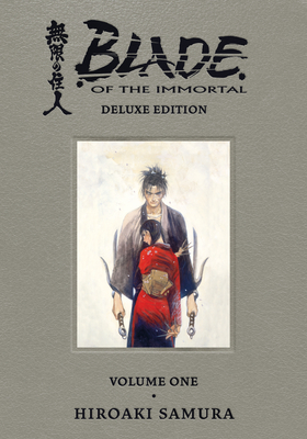 Blade of the Immortal Deluxe Volume 1 Cover Image