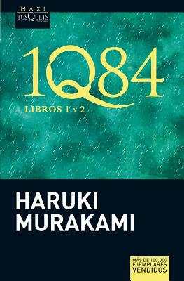 1q84 (Libros 1 y 2) = 1q84 (Books 1 and 2) cover