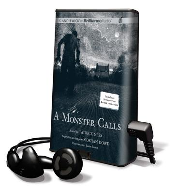 A Monster Calls [With Earbuds] (Playaway Children) Cover Image