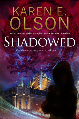 Shadowed (Black Hat Thriller #2) Cover Image