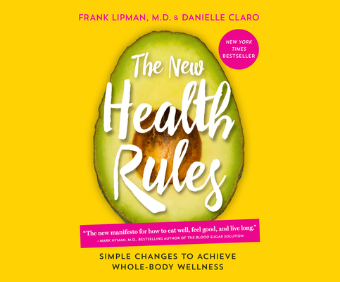 Cover for The New Health Rules