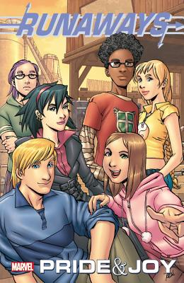Runaways Vol. 1: Pride & Joy cover image