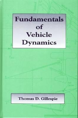 Fundamentals of Vehicle Dynamics Cover Image