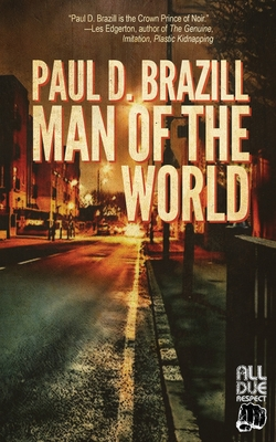 Cover for Man of the World