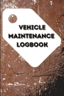 Vehicle Maintenance Log Book Cover Image