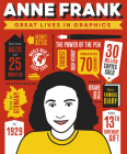 Great Lives in Graphics: Anne Frank Cover Image