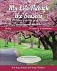 My Life Through the Seasons, A Wisdom Journal and Planner: Spring - Prosperity and Abundance Cover Image
