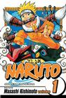 Naruto, Volume 1 Cover Image