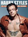 HARRY STYLES 2021-2022 Calendar: EXCLUSIVE Harry Styles Images (8.5x11 Inches Large Size) 18 Months Wall/PosterCalendar Cover Image