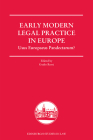 Authorities in Early Modern Law Courts (Edinburgh Studies in Law) Cover Image