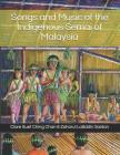 Songs and Music of the Indigenous Semai of Malaysia Cover Image