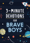 3-Minute Devotions for Brave Boys Cover Image