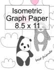 Isometric Graph Paper 8.5 x 11: Graphic (.28