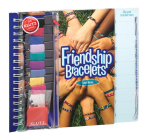 Friendship Bracelets [With Embroidery Floss & Cool Klutz Clip and Beads] Cover Image