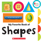 My Favorite Book of Shapes (Rookie Toddler) Cover Image