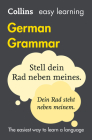 Collins Easy Learning German – Easy Learning German Grammar Cover Image