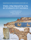 The Onomasticon by Eusebius of Caesarea: Palestine in the Fourth Century A.D. Cover Image
