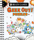 Brain Games - Geek Out! Puzzles Cover Image