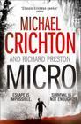 Micro. Michael Crichton and Richard Preston Cover Image