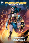 Wonder Woman Through the Years Cover Image
