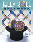 Jelly Roll Quilt Magic Cover Image