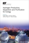 Hydrogen Production, Separation and Purification for Energy (Energy Engineering) Cover Image