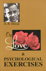 On Love & Psychological Exercises: With Some Aphorisms & Other Essays Cover Image