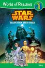 World of Reading Star Wars Escape from Darth Vader: Level 1 Cover Image